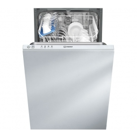 Indesit DSIE2B10 Slimline Fully Integrated Dishwasher