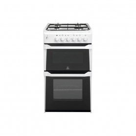 Indesit Twin Cavity Gas Cooker