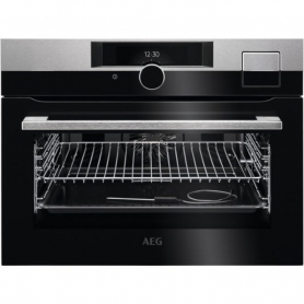 AEG SteamPro - CompactSteam Compact Oven